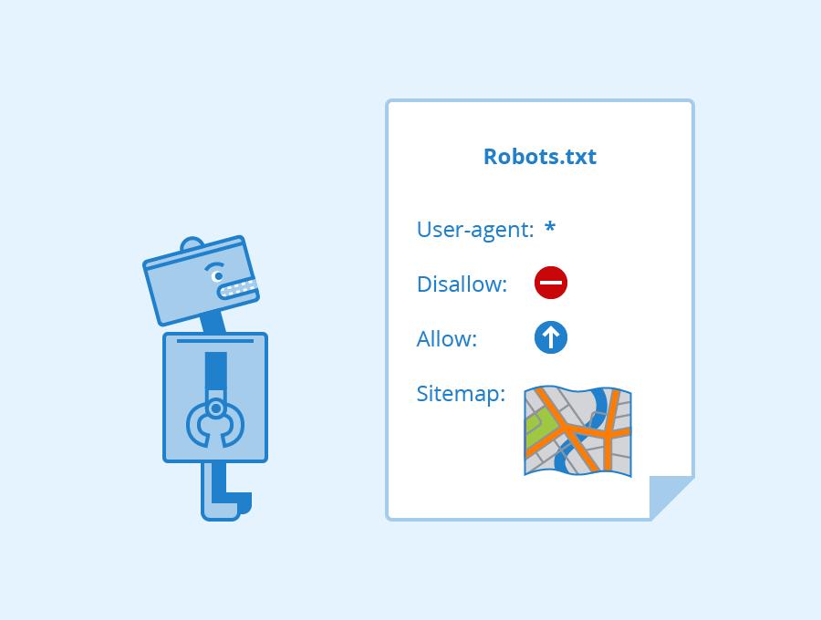 robots.txt файл